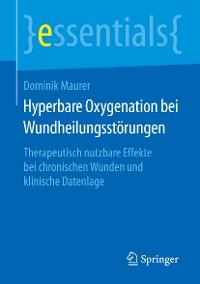 Cover Hyperbare Oxygenation bei Wundheilungsstörungen