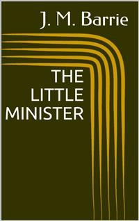 Cover The Little Minister