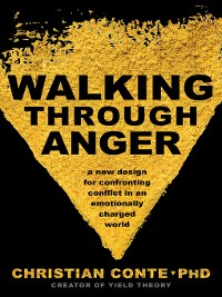 Cover Walking Through Anger