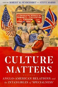 Cover Culture matters