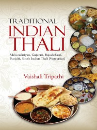 Cover Traditional Indian Thali