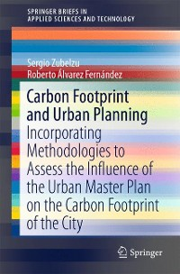 Cover Carbon Footprint and Urban Planning
