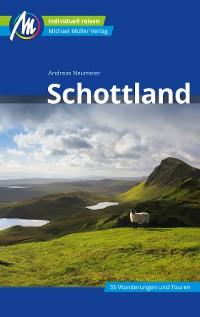 Cover Schottland Reiseführer Michael Müller Verlag