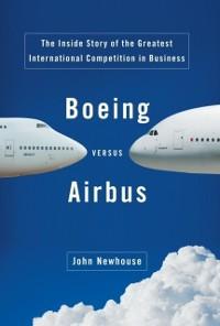 Cover Boeing Versus Airbus