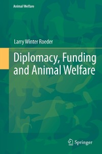 Cover Diplomacy, Funding and Animal Welfare