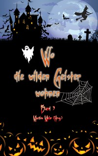 Cover Wo die wilden Geister wohnen Band 3