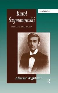 Cover Karol Szymanowski