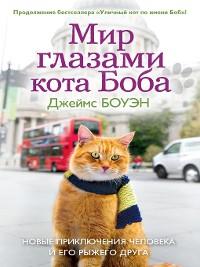 Cover Мир глазами кота Боба. Новые приключения человека и его рыжего друга