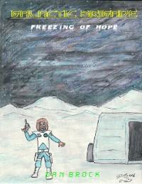 Cover Galactic Brigade - Freezing of Hope
