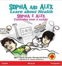 Cover Sophia and Alex Learn about Health