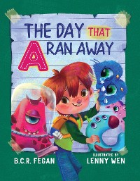 Cover The Day That A Ran Away
