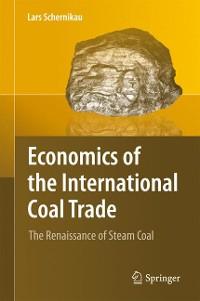 Cover Economics of the International Coal Trade
