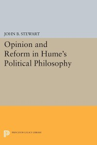 Cover Opinion and Reform in Hume's Political Philosophy