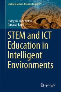 Cover STEM and ICT Education in Intelligent Environments