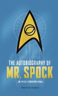 Cover The Autobiography of Mr. Spock