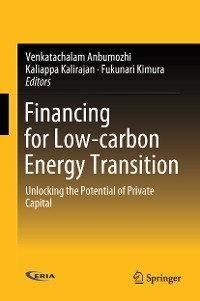 Cover Financing for Low-carbon Energy Transition