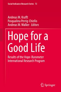 Cover Hope for a Good Life