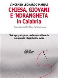 Cover Chiesa, giovani e 'ndrangheta in Calabria