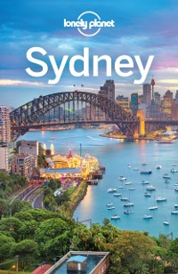 Cover Lonely Planet Sydney