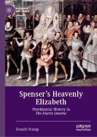 Cover Spenser's Heavenly Elizabeth