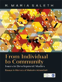 Cover From Individual to Community