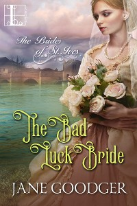 Cover The Bad Luck Bride