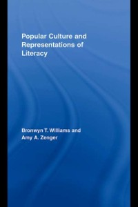 Cover Popular Culture and Representations of Literacy