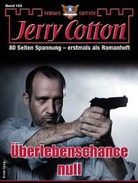 Cover Jerry Cotton Sonder-Edition 152 - Krimi-Serie