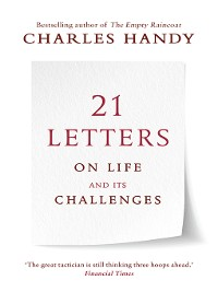 Cover 21 Letters on Life and Its Challenges