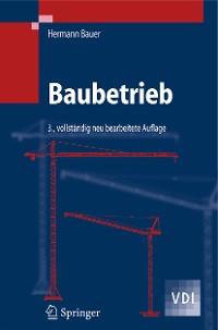Cover Baubetrieb
