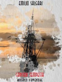 Cover Capitan Tempesta: romanzo d'avventure