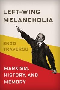 Cover Left-Wing Melancholia