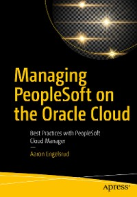 Cover Managing PeopleSoft on the Oracle Cloud