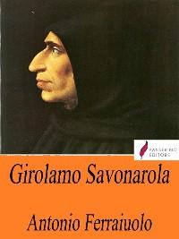 Cover Girolamo Savonarola