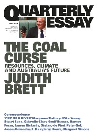 Cover Quarterly Essay 78 The Coal Curse