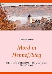 Cover Mord in Hennef/Sieg