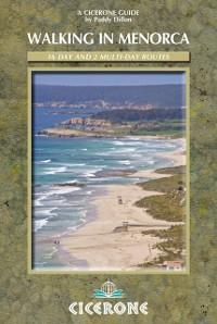 Cover Walking in Menorca
