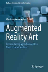 Cover Augmented Reality Art