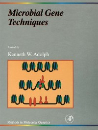 Cover Microbial Gene Techniques, Part B