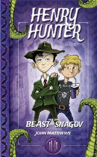 Cover Henry Hunter and the Beast of Snagov
