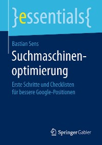 Cover Suchmaschinenoptimierung