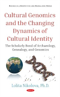 Cover Cultural Genomics and the Changing Dynamics of Cultural Identity