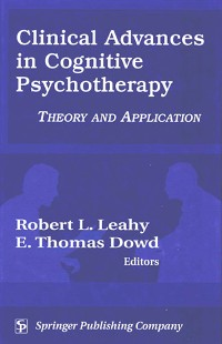 Cover Clinical Advances in Cognitive Psychotherapy