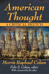 Cover American Thought