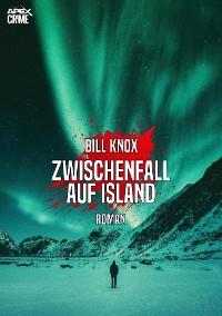 Cover ZWISCHENFALL AUF ISLAND