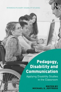 Cover Pedagogy, Disability and Communication