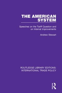 Cover American System