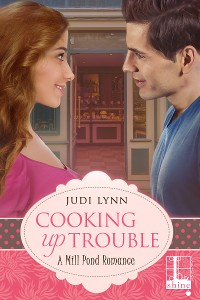Cover Cooking up Trouble
