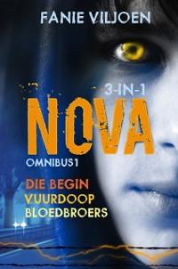 Cover Nova omnibus 1