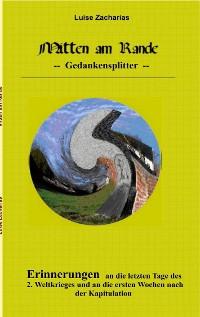 Cover Mitten am Rande